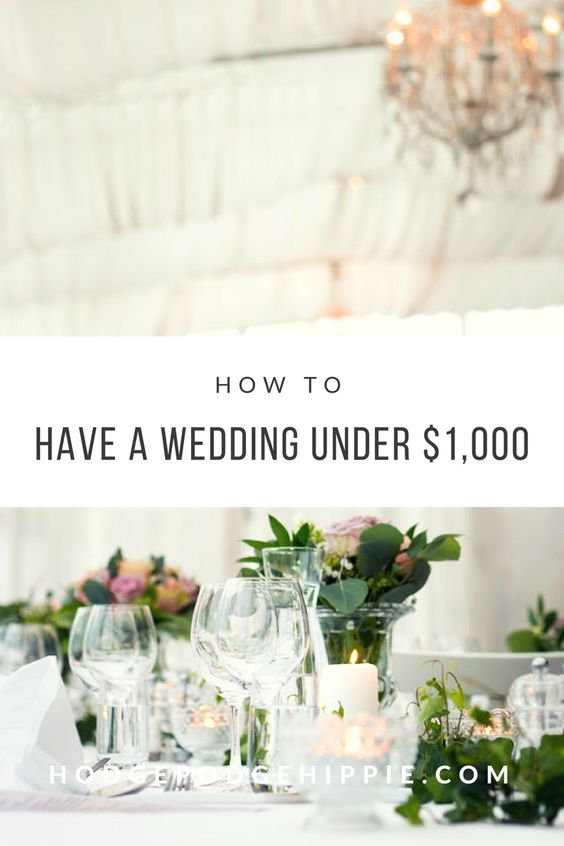 How To Have A Cheap Wedding.How To Have A Cheap Wedding For Under 1 000