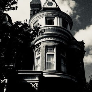McInteer Villa, Atchison Kansas, haunted house