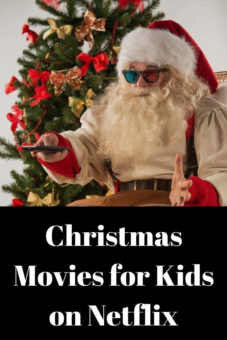 Christmas Movies for Kids on Netflix This Holiday Season