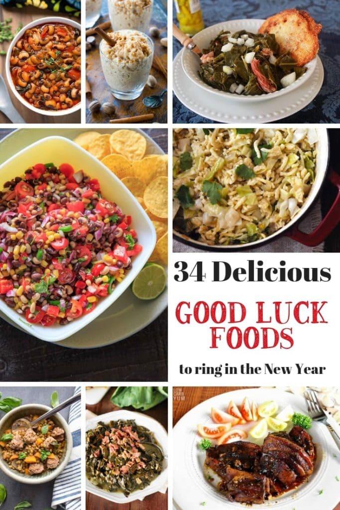 good luck foods